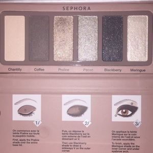 Sephora Miniature Pallete (for brown eyes👀)
